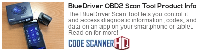 diagnostic code scanner