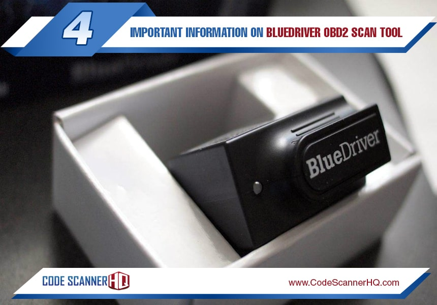 bluedriver obd2 scan tool