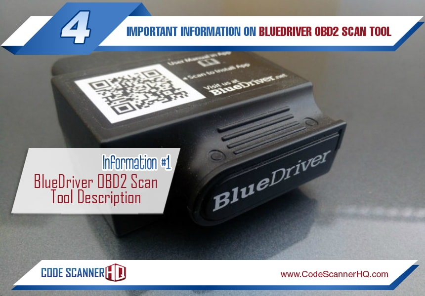 bluedriver scan tool review
