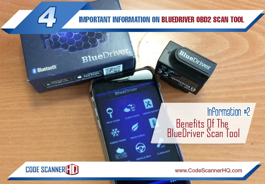 bluedriver scan tool product review