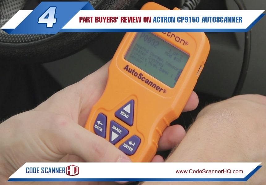 actron cp9150 autoscanner