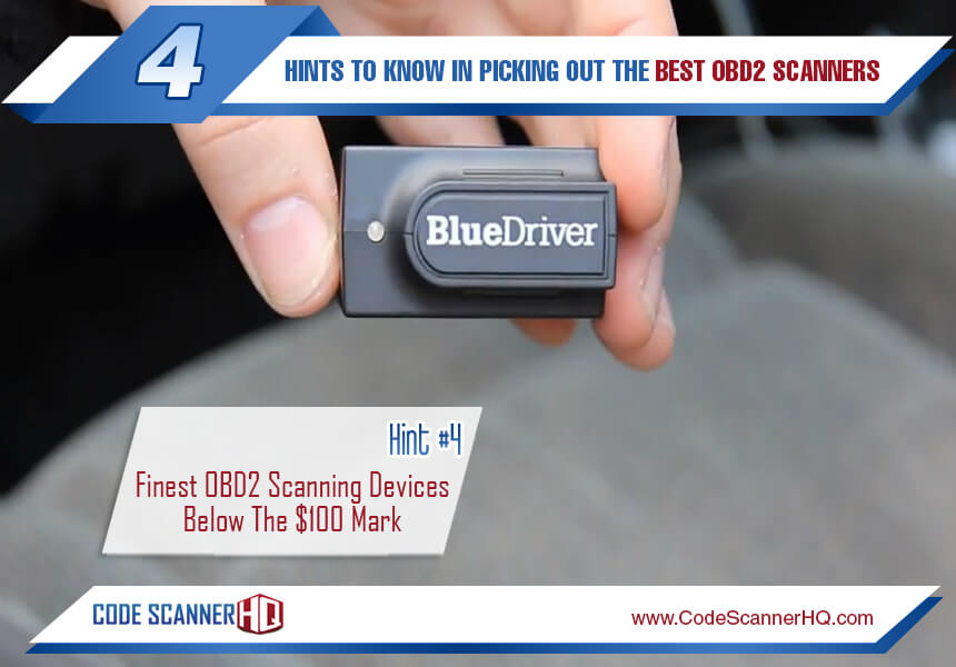 what to look for in obd2 scanners
